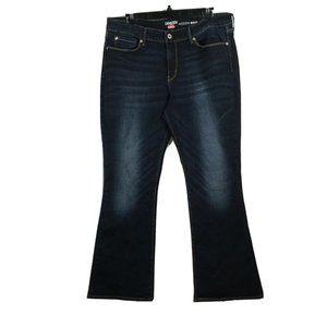 Denizen Levis Modern Boot Cut Jeans Womens 33 x 30